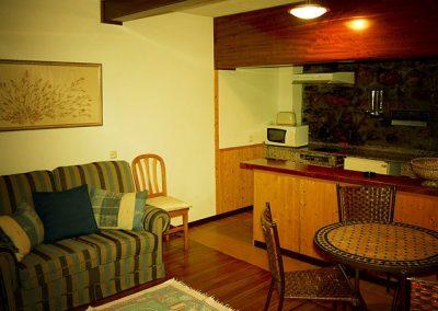 Apartamento La Corte: Salón + Cocina